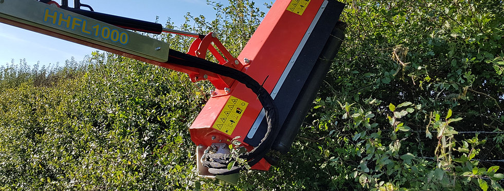 HHFL-800 FARMMASTER  0.8m Flail Hedge Cutter