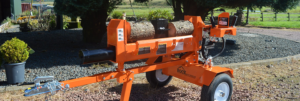20 ton Dual Action Hydraulic Log Splitter For Sale