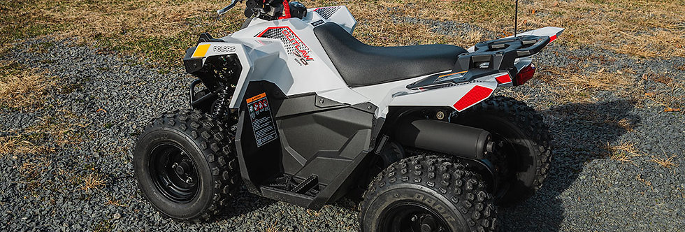 POLARIS OUTLAW 70 EFI KIDS QUAD BIKE