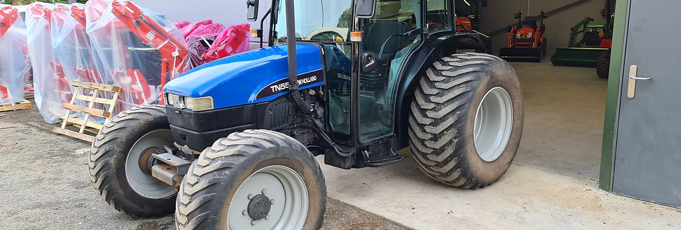 TN55S New Holland Compact Tractor