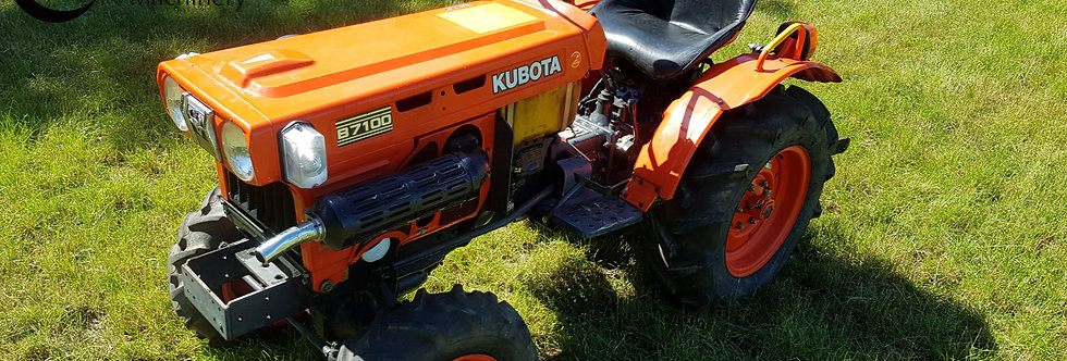 B7100D Kubota Compact Tractor | Compact Tractors For Sale UK