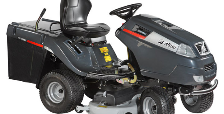 EF 106 S/18 H Ride On Mowers For Sale | Sit On Lawn Mowers For Sale