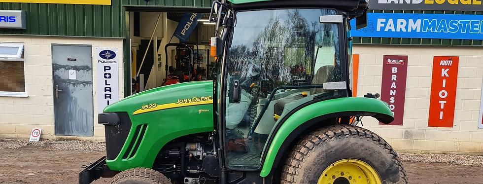 3520 HST John Deere Compact Tractor For Sale