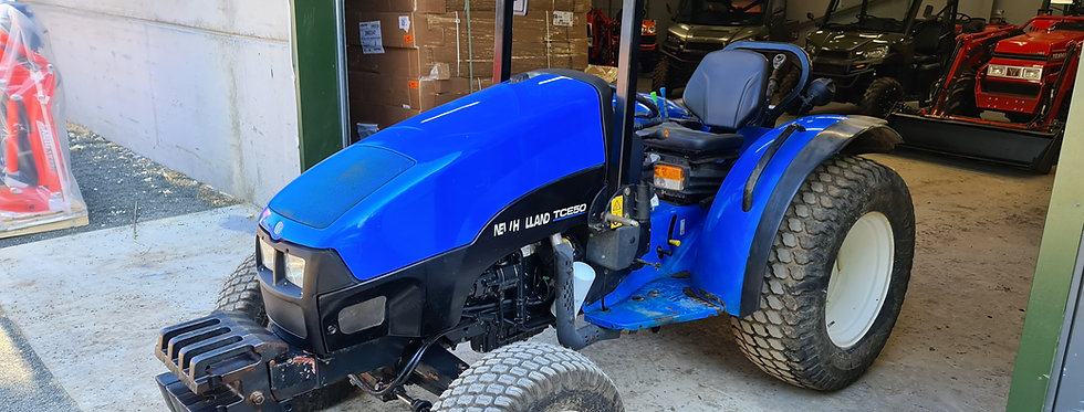 New Holland TCE50 Tractor For Sale