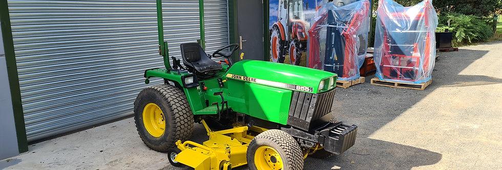 855 John Deere Compact Tractor