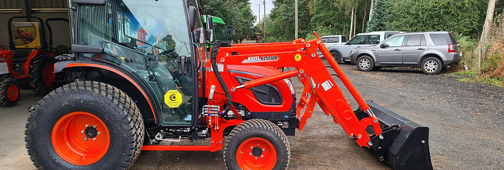 DK6020 Kioti Compact Tractor   Loader Tractor For Sale