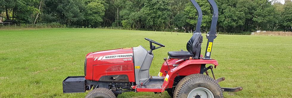 Massey Ferguson Compact Tractor MF1519 | Compact Tractors For Sale UK