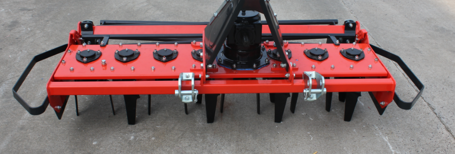 PH-110 Compact Tractor Power Harrow For Sale