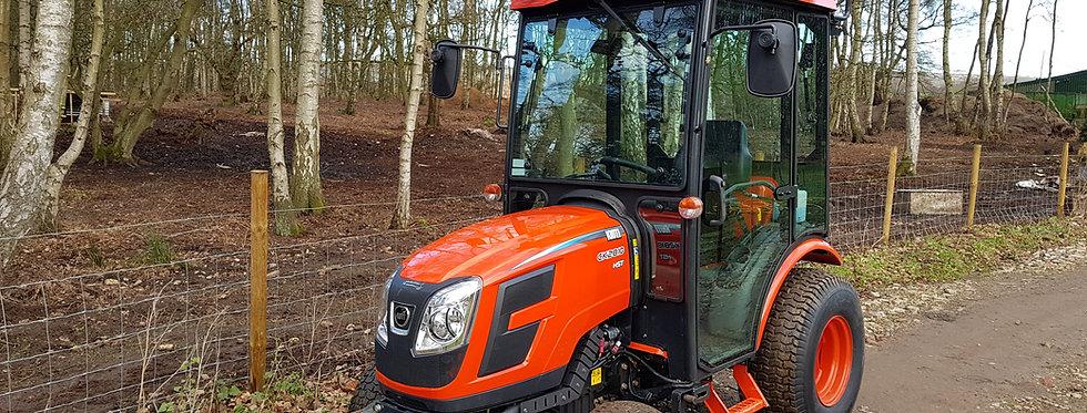 Kioti Tractor CK2810 Cab | Compact Tractors For Sale UK