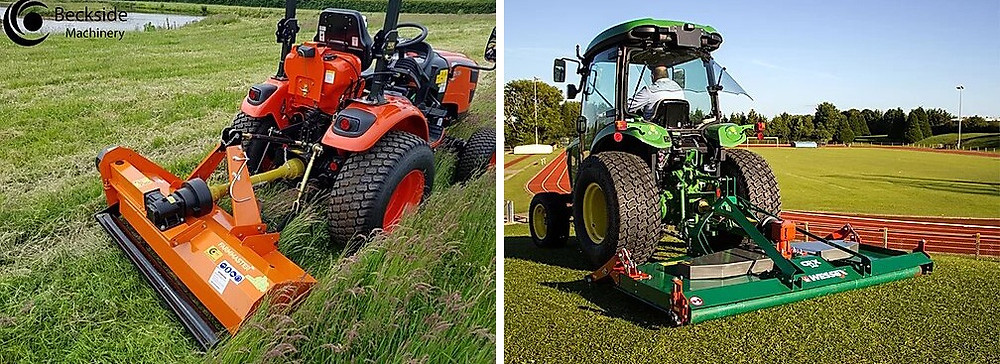 Flail mowers vs. Rotary mowers – which ones best?
