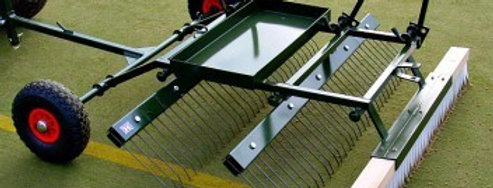 Artificial Surface Rake | Compact Tractor Attachments UK
