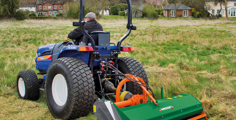 WESSEX WFM-175 Flail Mower For Sale