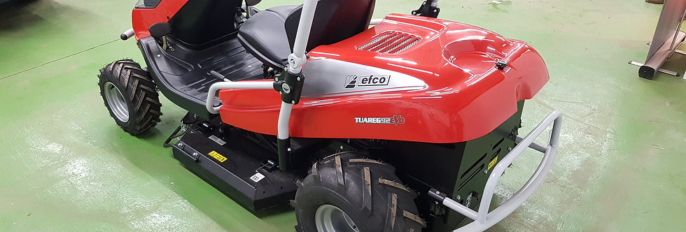 TUAREG 92 EVO 4X4 Ride On Mowers For Sale | Sit On Lawn Mowers For Sale