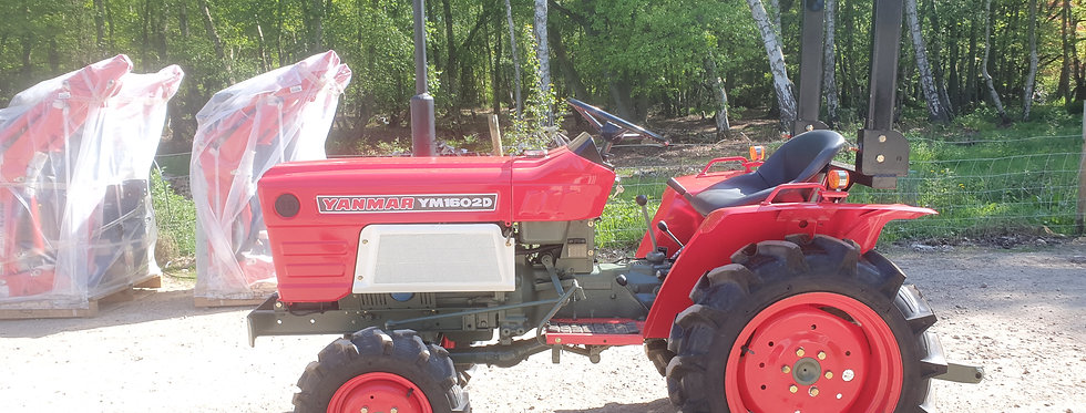 Yanmar Compact Tractor YM1602