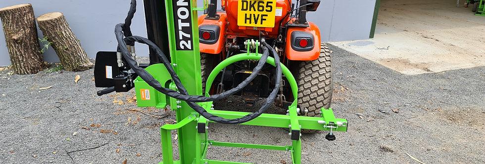 G27H Goliath 27-Ton Tractor Log Splitter For Sale