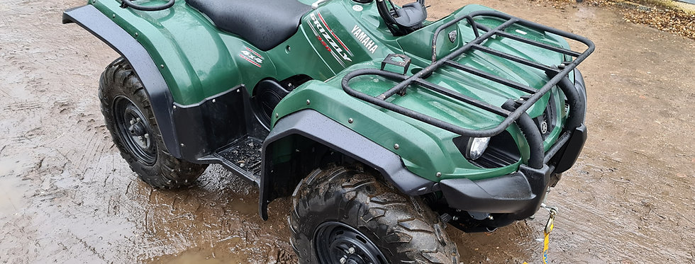 Yamaha Grizzly 350 Used Quad
