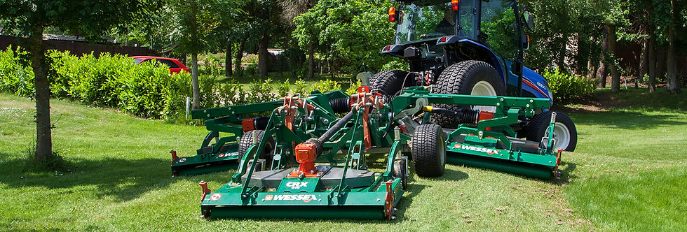Wessex CRX 410 Tractor Mounted Rotary Mowers | Wessex Proline