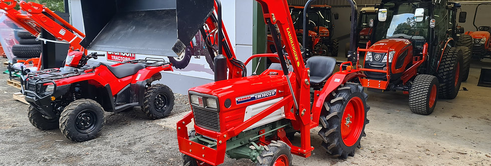 YM1802D Compact Tractor For Sale