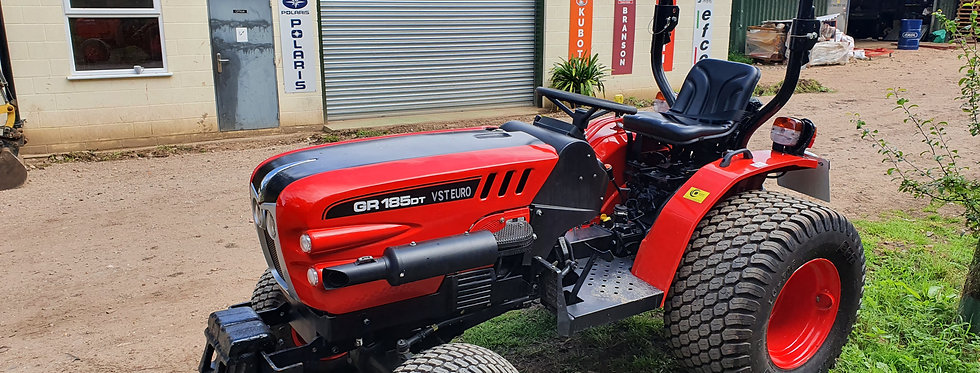 VST-EURO GR185 TURF COMPACT TRACTOR
