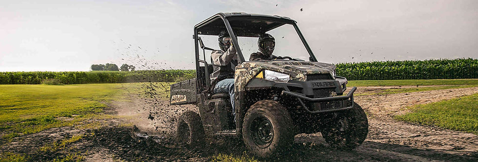 Polaris Ranger EV UK   Polaris UTV