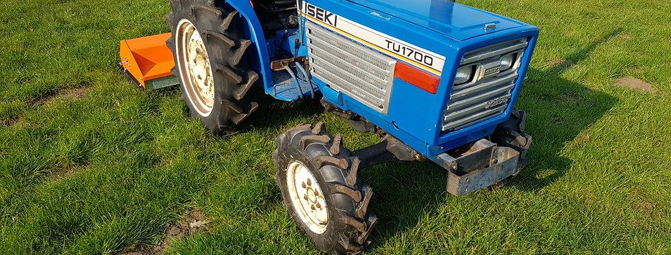 Iseki Compact Tractor 4WD TU1600