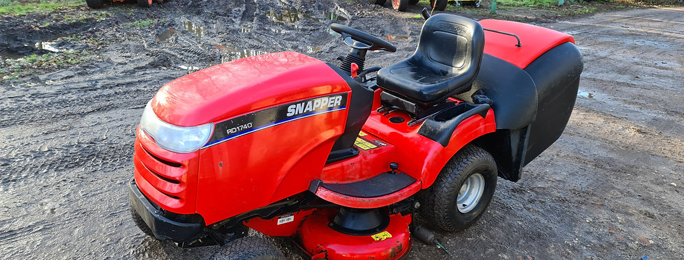 """Snapper RD1740 Ride on Mower 36"""" Deck"""