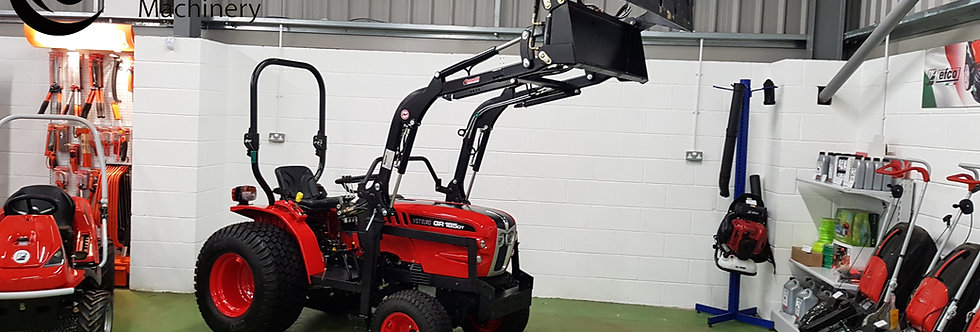 VST-EURO GR185 TURF 4 IN 1 SMALL TRACTOR