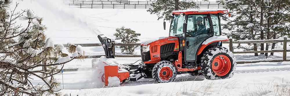 Kubota Tractor- Maintenance & Operation