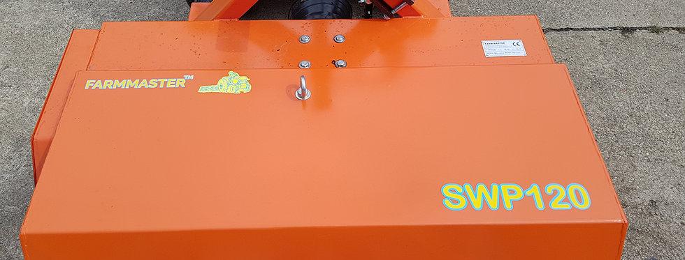 Road Sweeper SWP120  | Power Sweeper