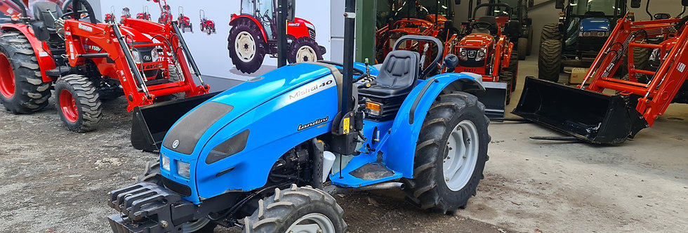 Mistral Landini Compact Tractor For Sale