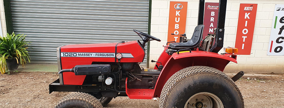 1020 Massey Ferguson Used Compact Tractor For Sale