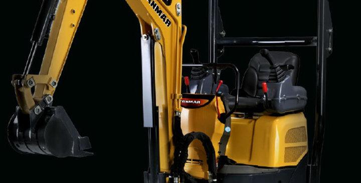 ViO12 Series Yanmar Mini Excavator