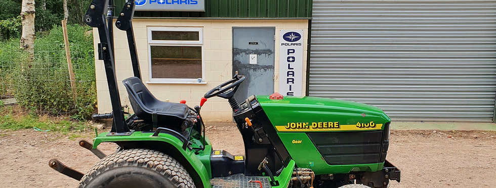 Used John Deere 4100 Tractor For Sale