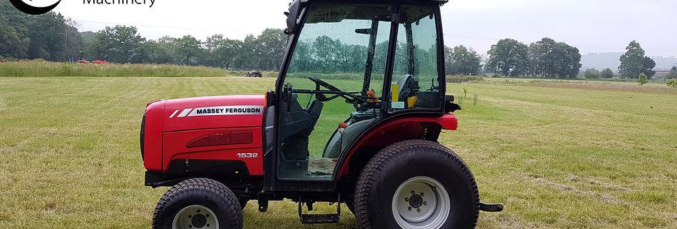 Massey Ferguson Compact Tractor 1532