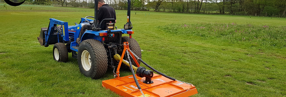 FarmMaster TM120(4ft) Topper Mower For Compact Tractors