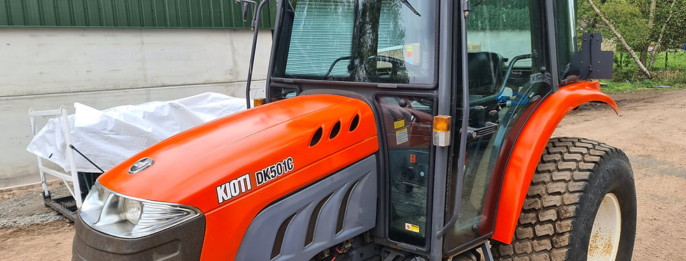 Kioti Tractor DK501C Compact Tractor For Sale