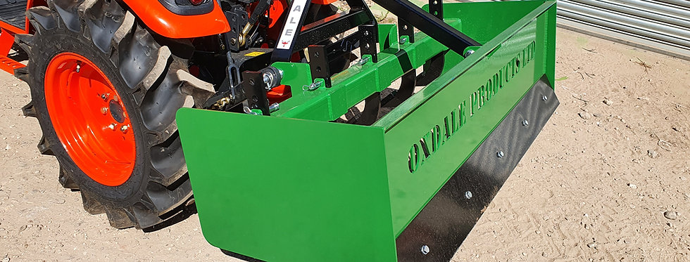 4 ft Oxdale Box Grader For Sale | Oxdale Products LTD