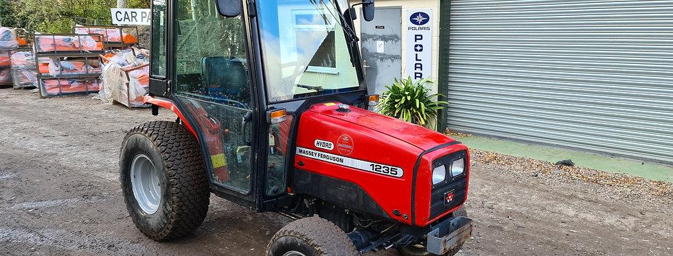 Massey Ferguson Compact Tractor 1235