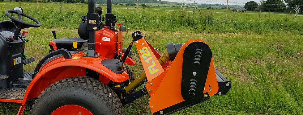 FL125B FARMMASTER 1.25m Flail Mower For Sale (With Blades)