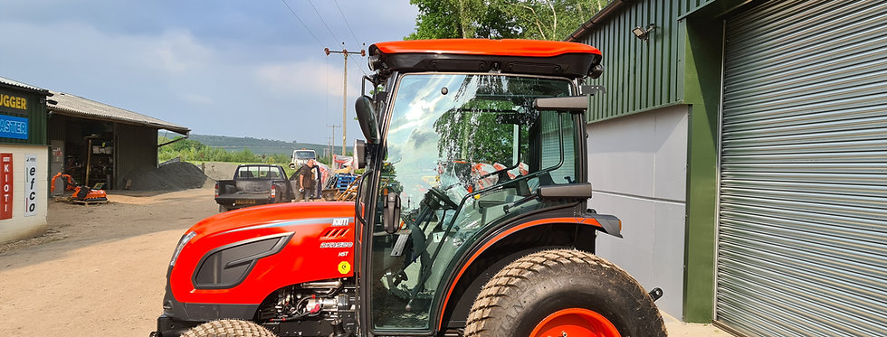 DK5020 Kioti Compact Tractor