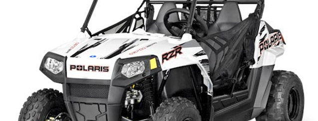 Polaris RZR 170 EFI ATV For Sale In White