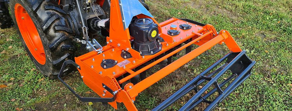PH-130 Compact Tractor Power Harrow For Sale