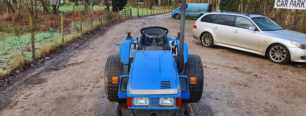 Iseki Compact Tractor 4WD TU318
