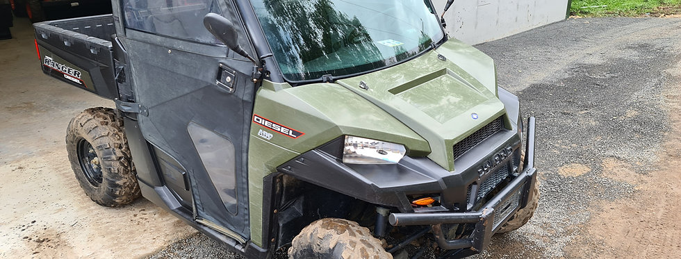 Used Polaris Ranger Diesel 2015