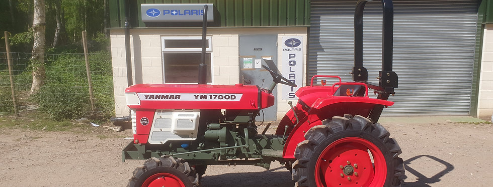 Yanmar Compact Tractor YM1700