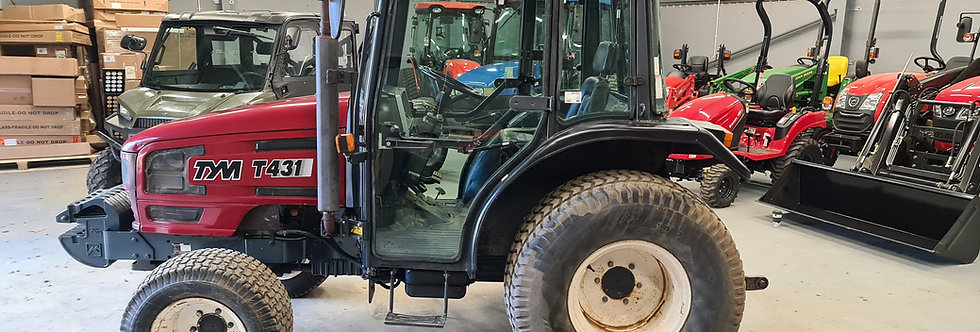 TYM Compact Tractor For Sale T431 Cab