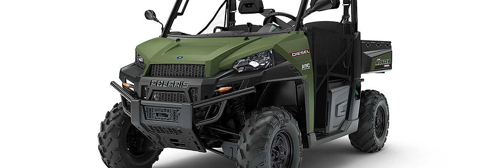 Polaris Ranger Diesel | Polaris Ranger for sale UK