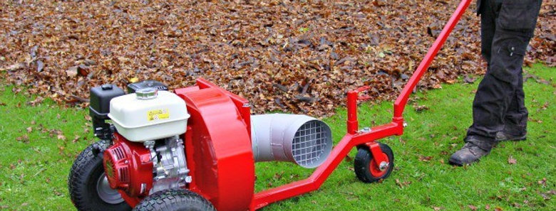 Towed Petrol Leaf Blower | Cordless Leaf Blower On Sale