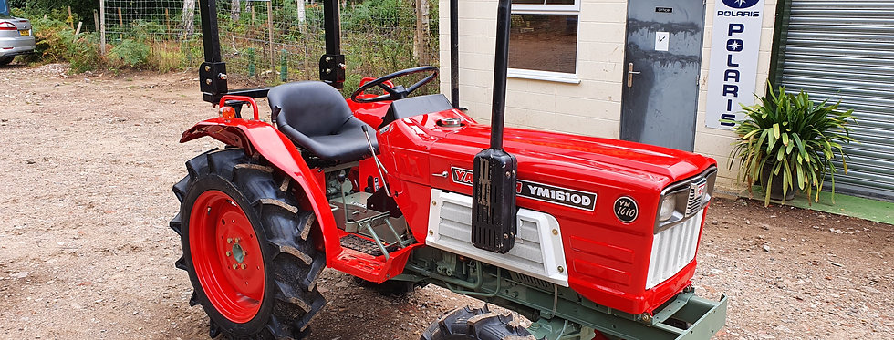 Yanmar Compact Tractor YM1610
