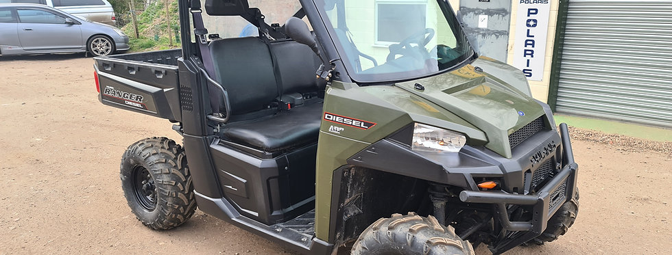 Used Polaris Ranger Diesel 2016